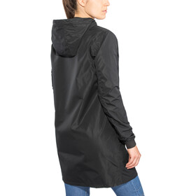 AGU Urban Outdoor Long Bomber Jacket Dam black